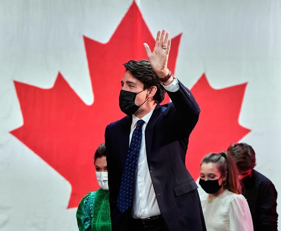 El Partido Liberal de Justin Trudeau gana las elecciones generales de Canadá