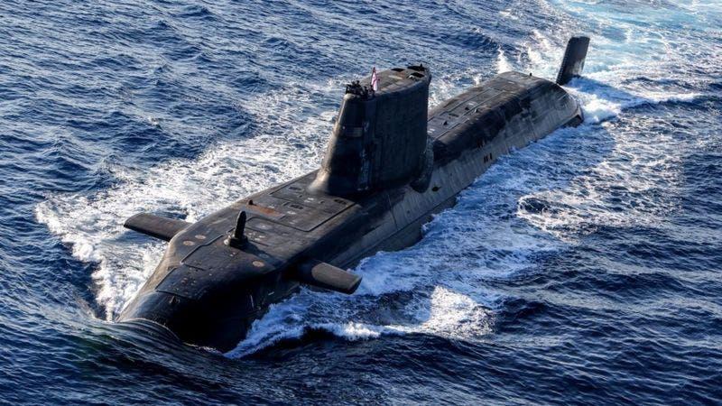 En qué consiste Aukus, el pacto militar anunciado por EE.UU., Reino Unido y Australia para hacer frente a China