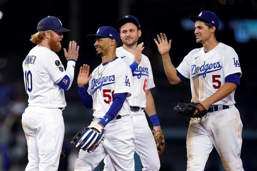 Los Dodgers se aseguran el pase a los playoffs en la Liga Nacional