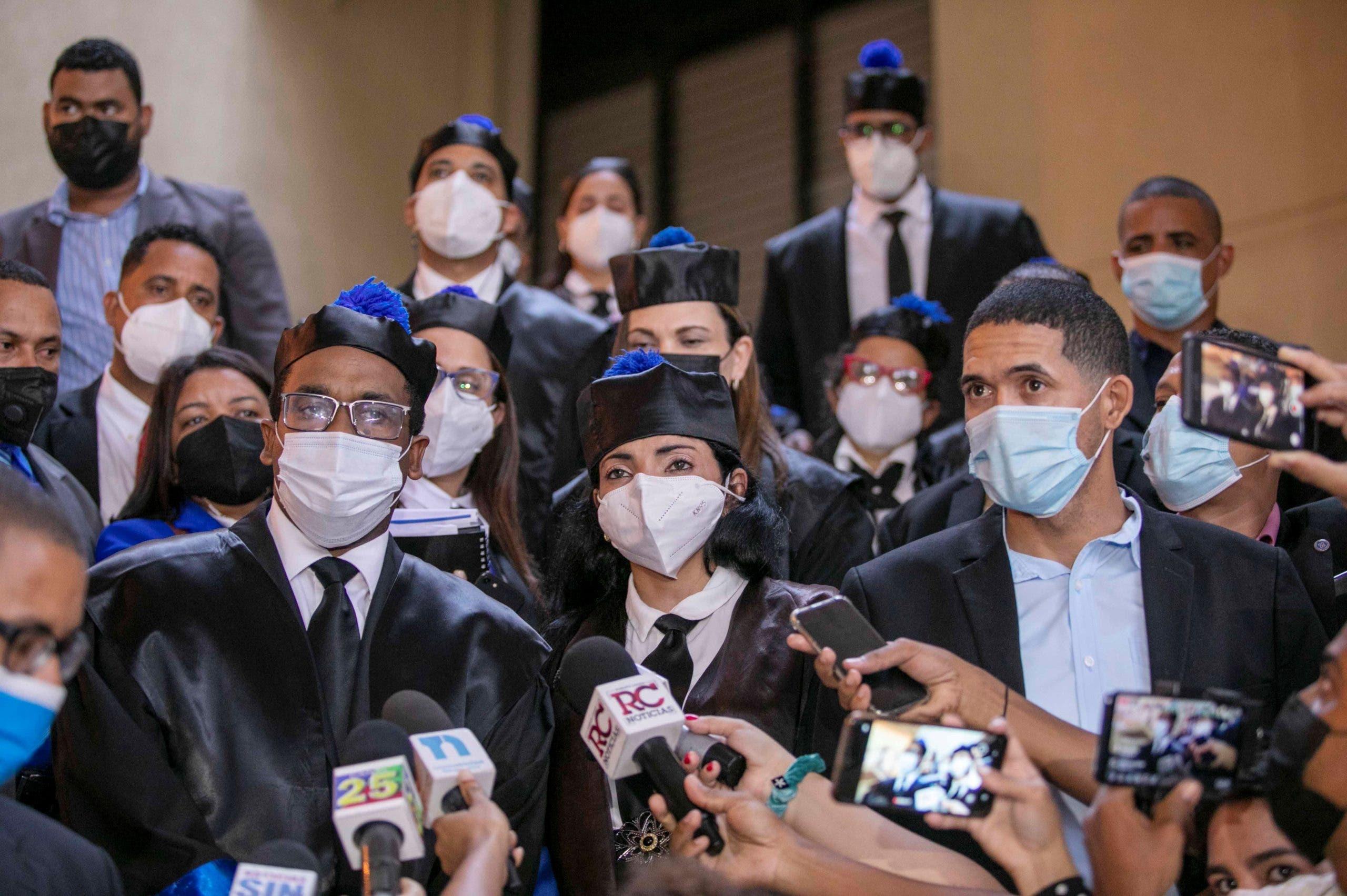 Ministerio Público dice está preparado para conocer las medidas de coerción a implicados en operación Falcón