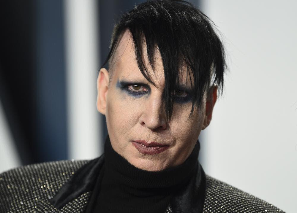 Marilyn Manson se declara inocente en caso menor de agresión