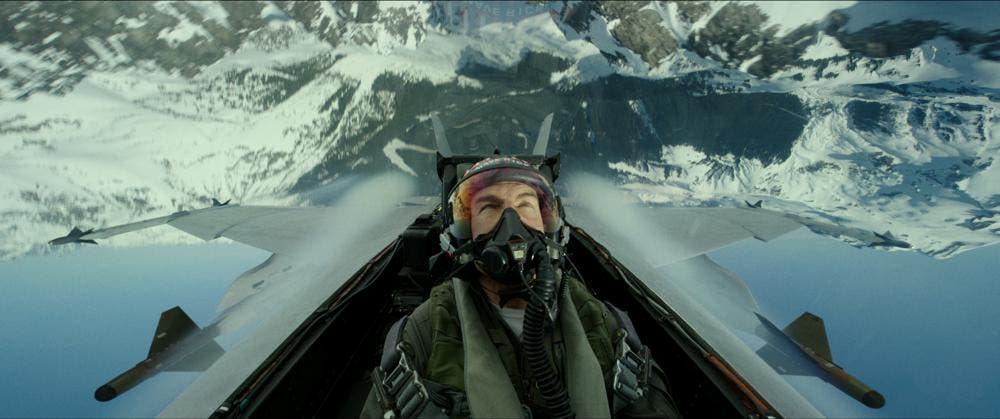 """""""Top Gun: Maverick"""" vuela al 2022 ante repunte de COVID"""