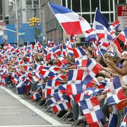 Menos hispanos en vecindario Washington Heights del Alto Manhattan