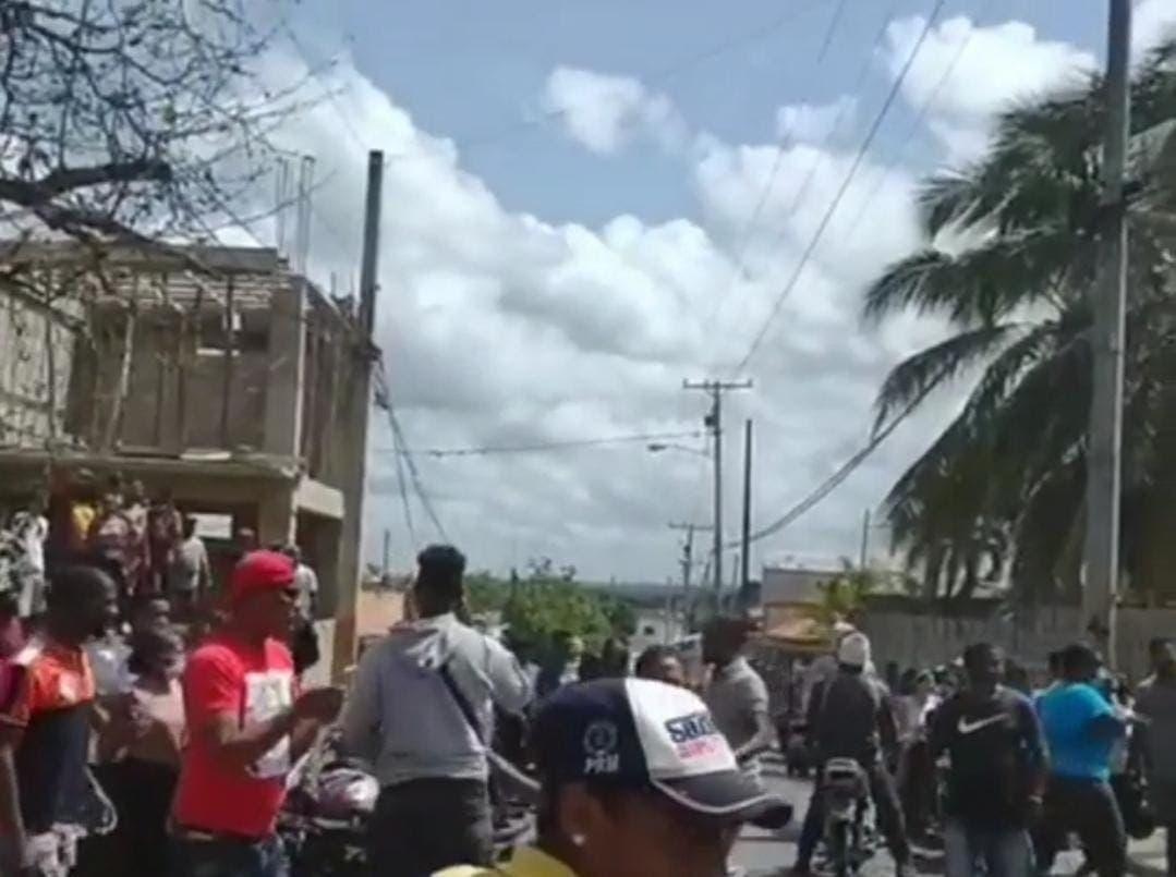 Varios presos heridos durante incendio en Fortaleza Palo Hincado de Cotuí