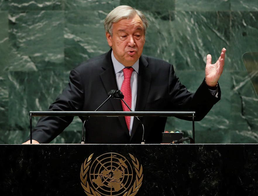 """La ONU advierte """"el mundo nunca ha estado tan amenazado»"""