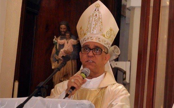 Obispo de La Vega resalta  acciones del gobierno en lucha contra la corrupción