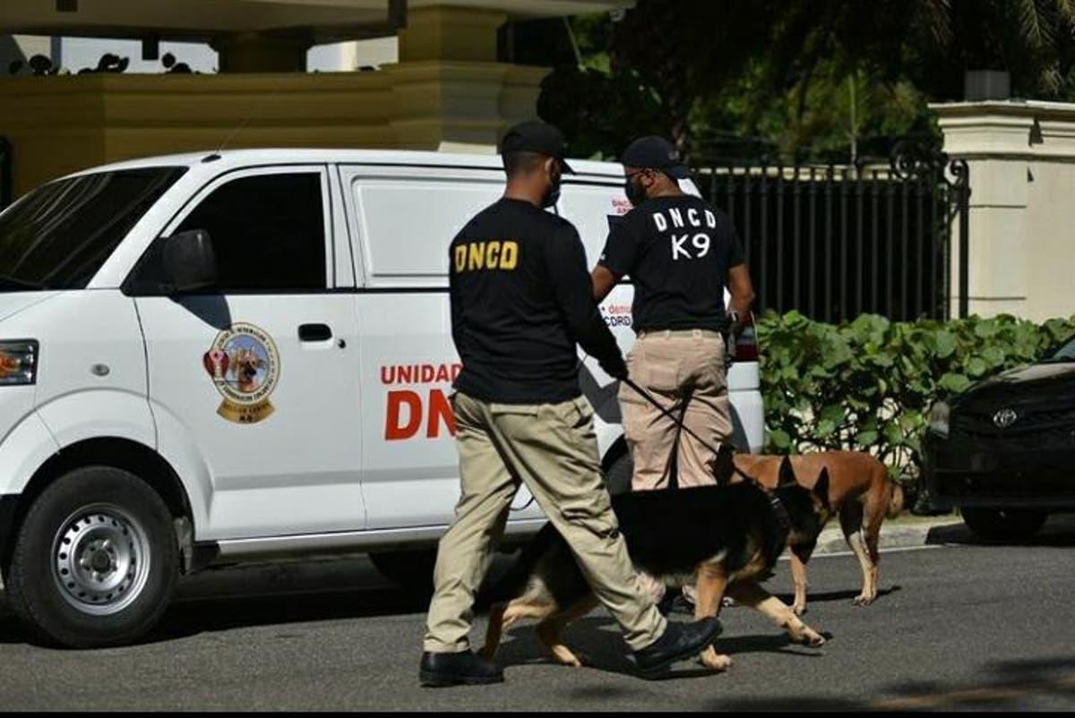 Operación Falcón continúa, realizan hoy tres allanamientos en Santiago