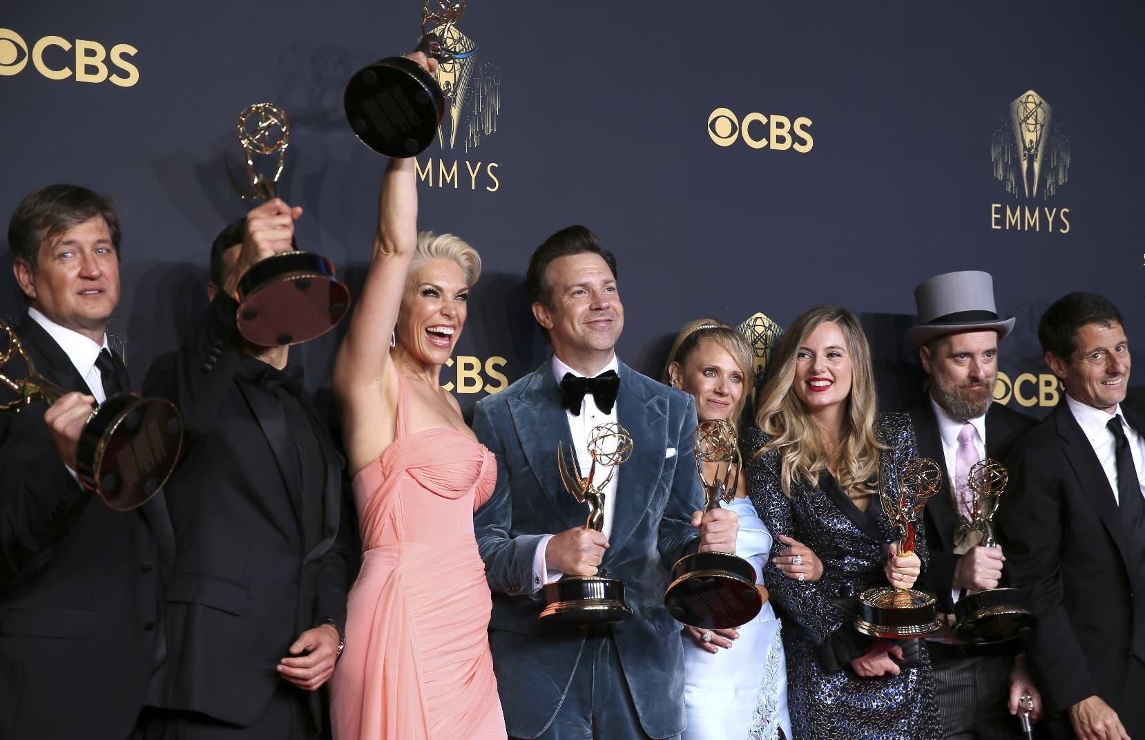 Netflix y otros servicios de 'streaming' arrasan en Emmy