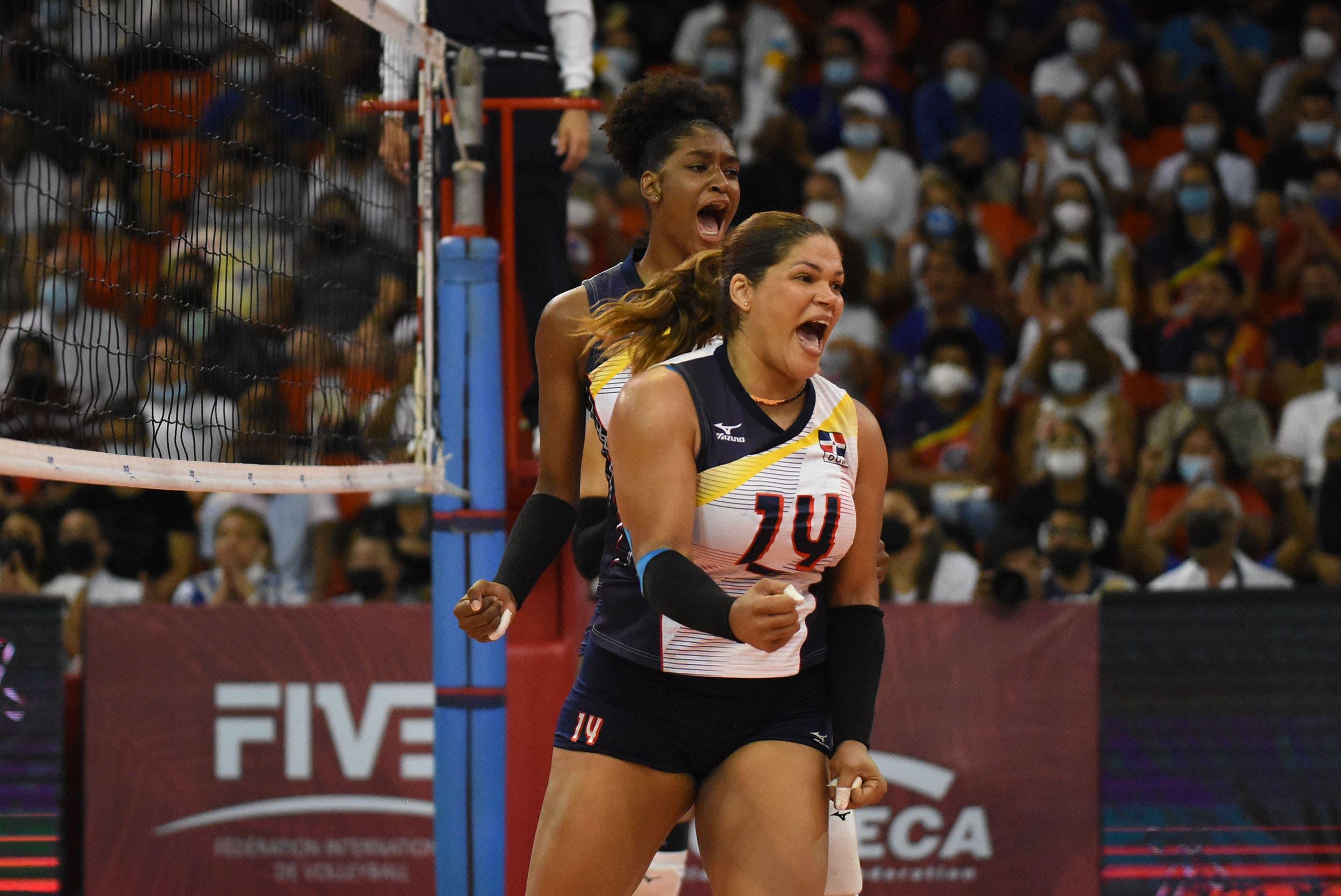 Priscilla Rivera, la Más Valiosa de la Copa Panam; Brenda Castillo ganó triple corona en defensa