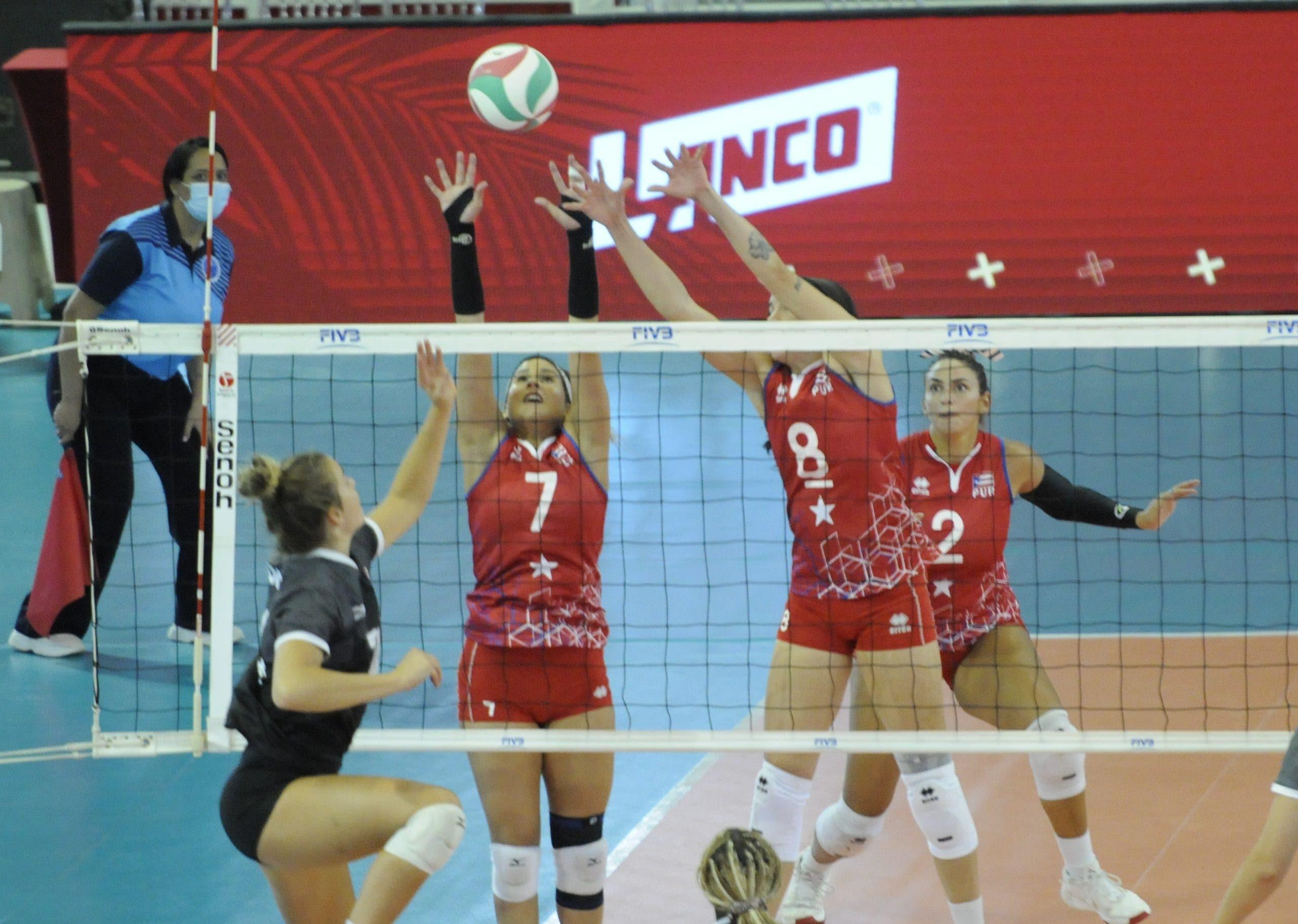 Canadá y Estados Unidos triunfan en Panam de Voleibol