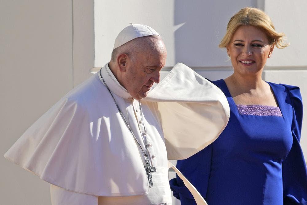 Papa honrará a víctimas del Holocausto en Eslovaquia