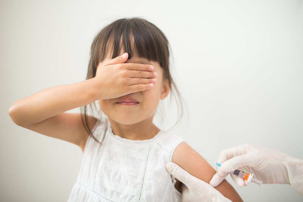 Pfizer dice que su vacuna funciona en niños desde 5 años