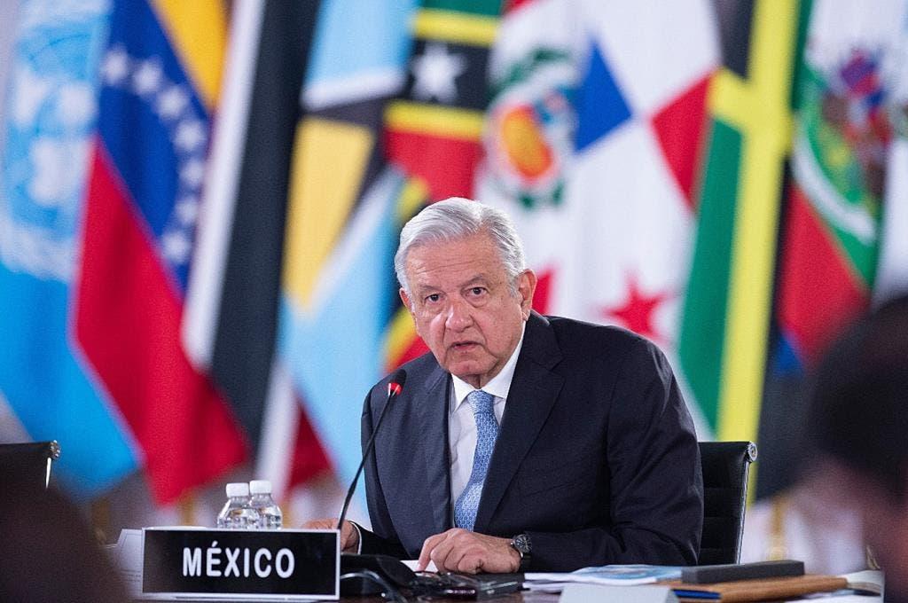 López Obrador pide construir algo parecido a la Unión Europea en cumbre Celac