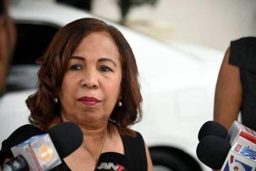 Adopae se solidariza con Zoila Puello por muerte de su madre