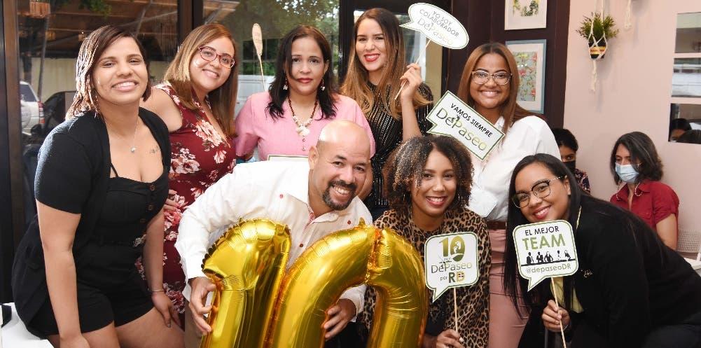 La Revista De Paseo celebra en grande  sus diez años de fundada