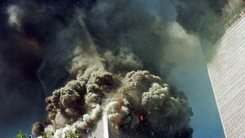 Las 2 causas científicas por las que se cayeron las Torres Gemelas tras el impacto de los aviones el 11 de septiembre de 2001