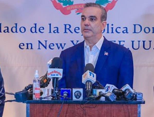 Presidente Abinader sostendrá encuentro con homólogos de Panamá y Costa Rica