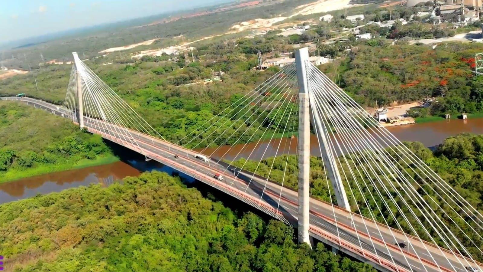 Obras Públicas abrirá este martes carriles Este-Oeste en el puente Mauricio Báez en San Pedro de Macorís