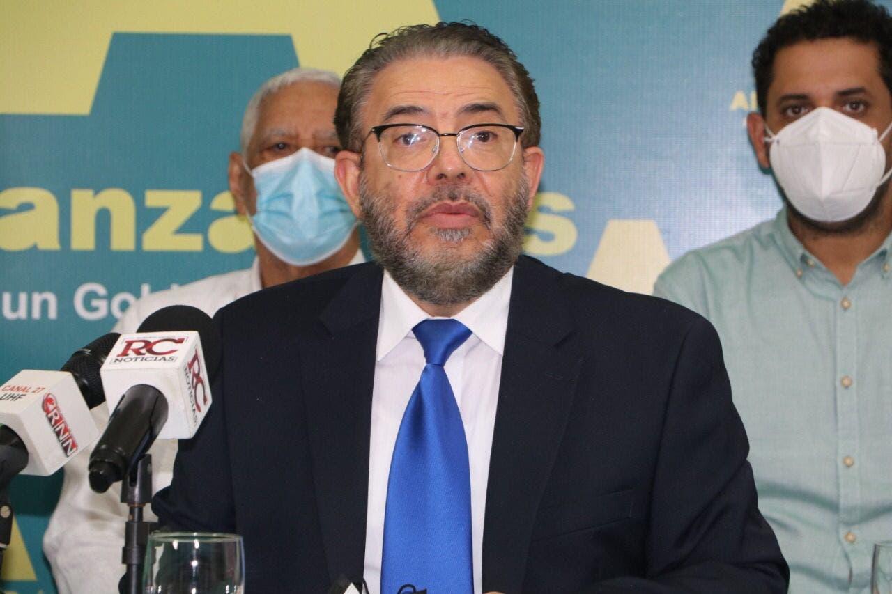 Guillermo Moreno afirma Poder Ejecutivo debe presentar propuestas concretas en diálogo nacional