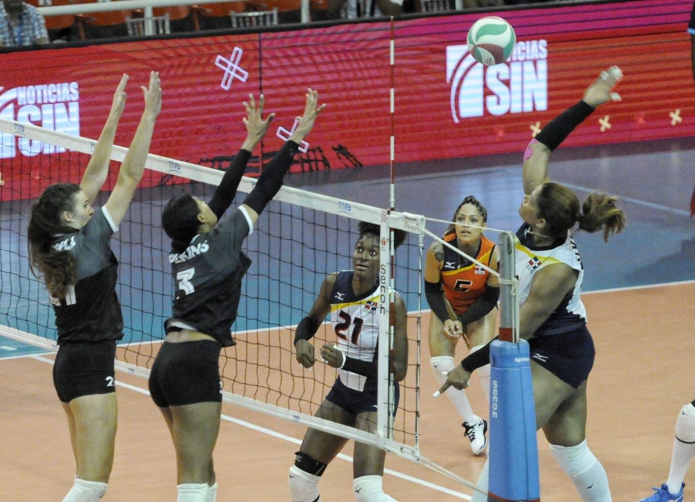 La Reinas del Caribe siguen paso arrollador en la Copa Panamericana de Voleibol
