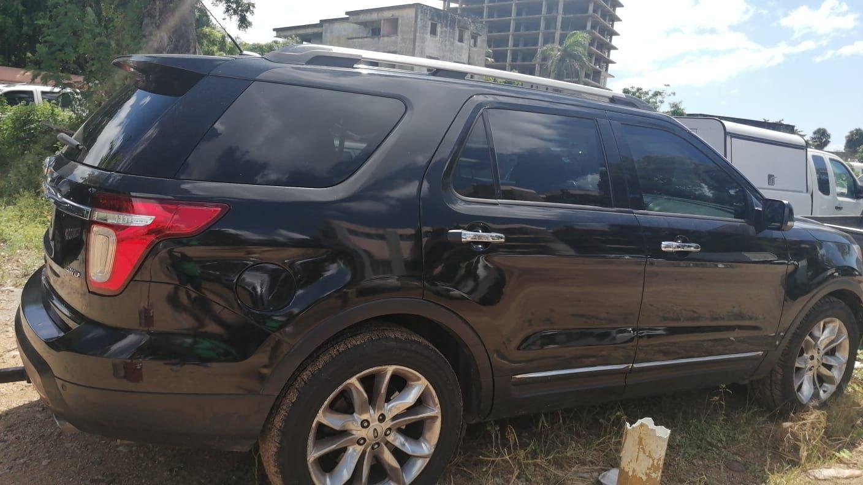 DIGESETT localiza y pone a disposición del Ministerio Público conductora de jeepeta que transitó en vía contraria en la 27 de Febrero