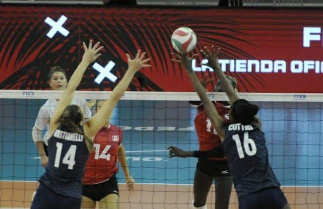 EE.UU gana medalla de Bronce a Canadá en Copa Panamericana