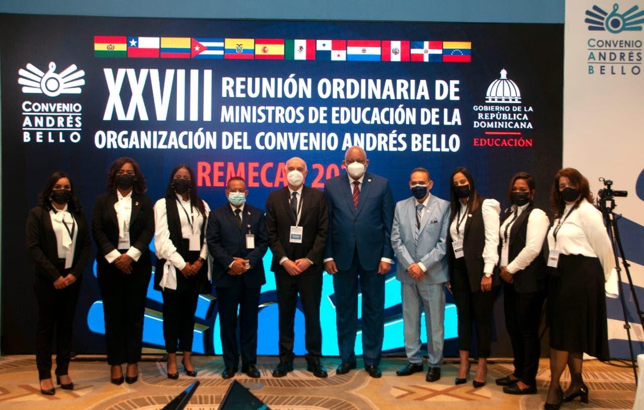República Dominicana aboga por una integración que permita mejor formación docente