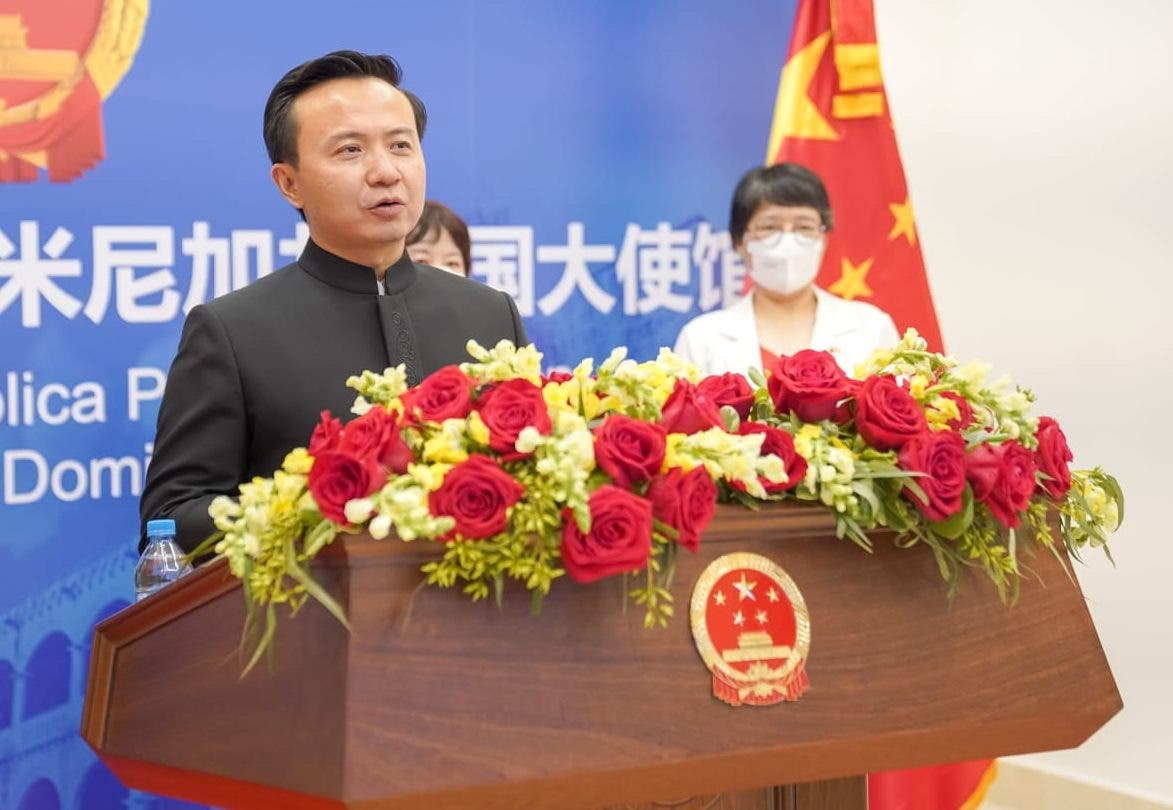 Embajada China en RD celebra el 72° aniversario de fundación de República Popular China