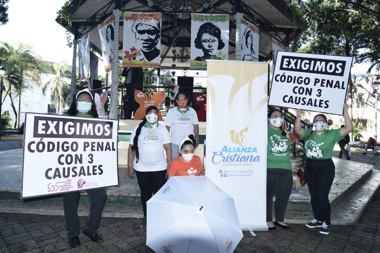 Alianza Cristiana pide comisión bicameral incluya causales en Código Penal