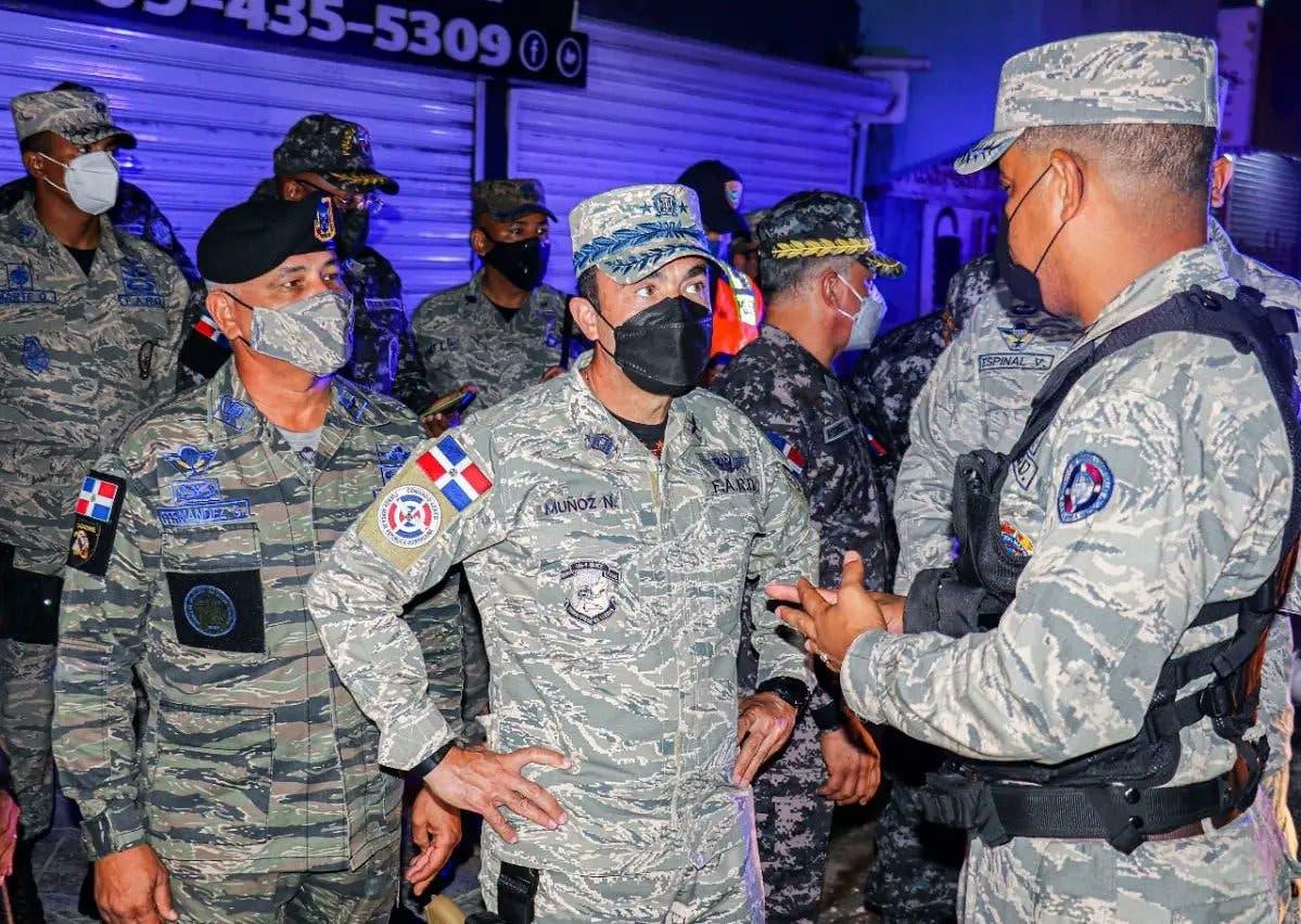 Comandante general FARD afirma delincuencia ha reducido en SDE
