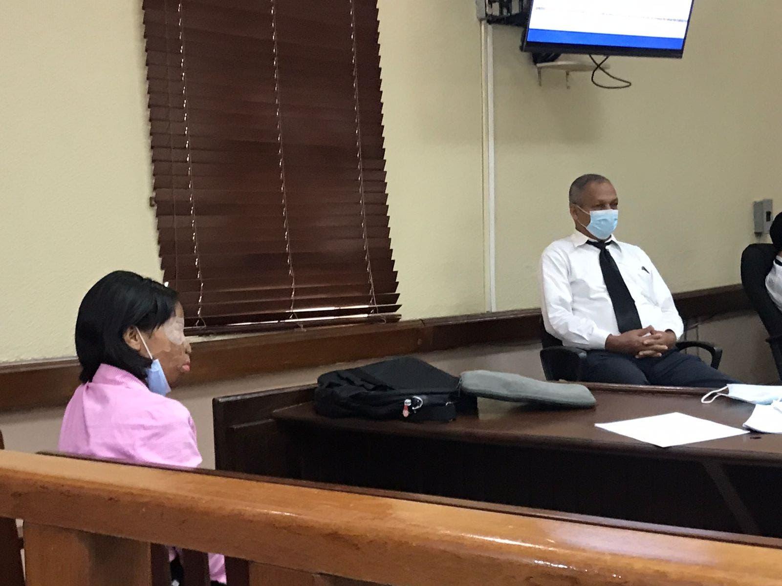 MP pide condenar a 30 años implicados ataque a Yocairi con ácido del diablo