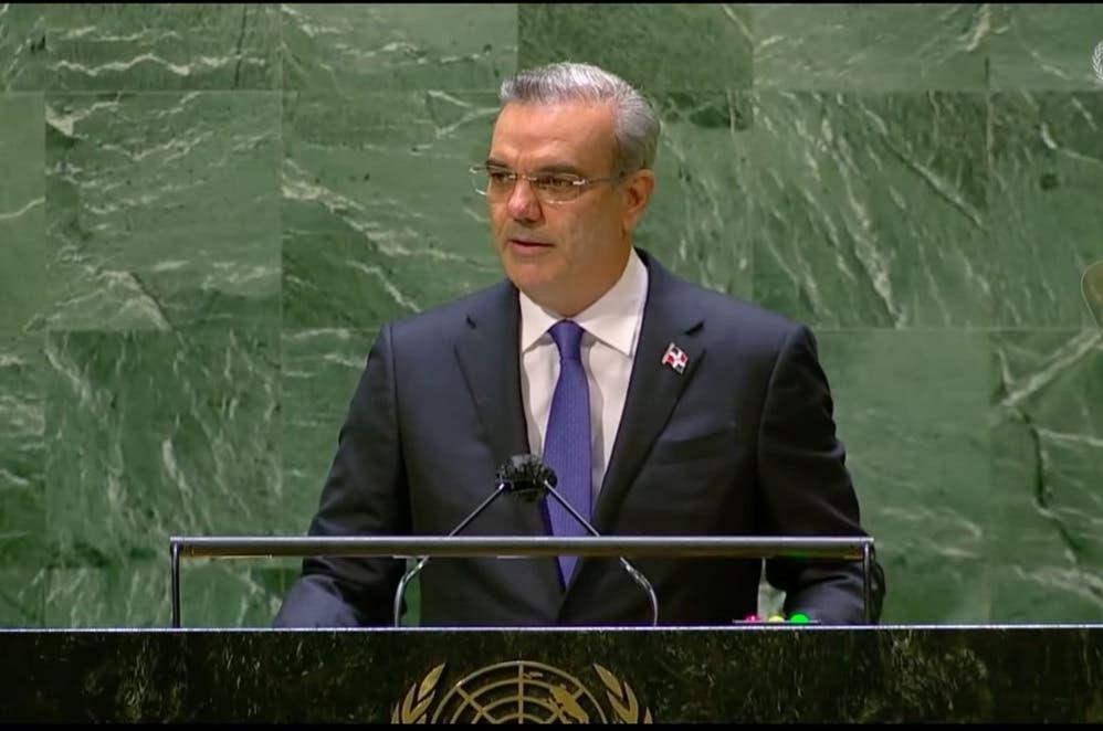 Abinader resalta ante la ONU el éxito del Plan de Vacunación contra Covid-19 en RD