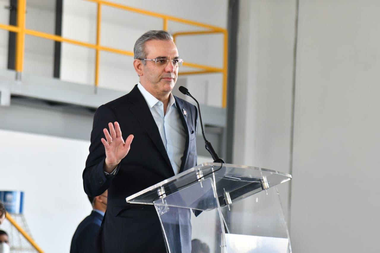 Presidente Abinader afirma cifra actual de empleos superó a la pre-Covid