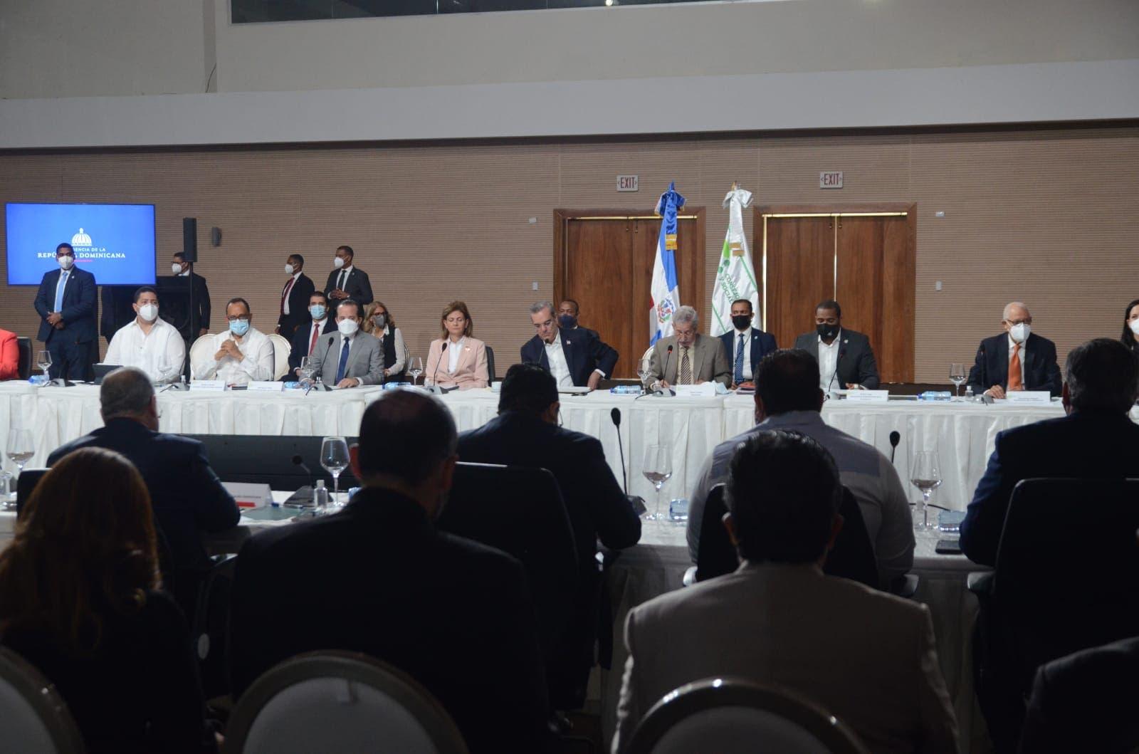 Presidente Abinader plantea excluir la figura de Procurador del Consejo Nacional de la Magistratura