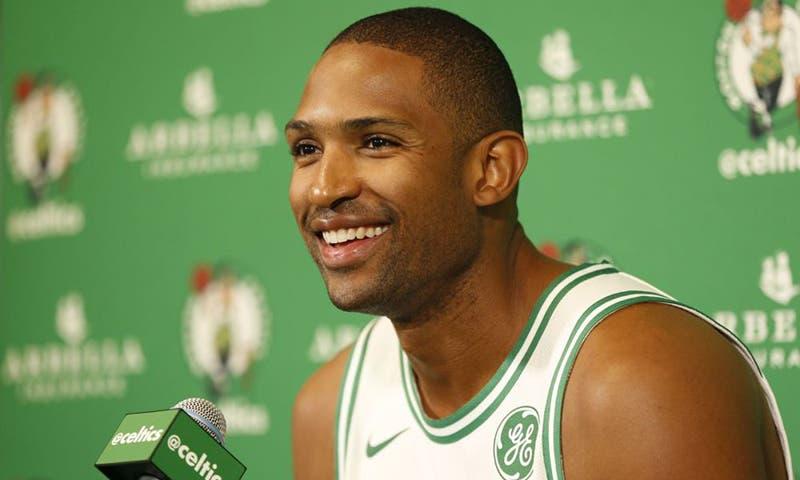 Al Horford de los Celtics da positivo a COVID-19