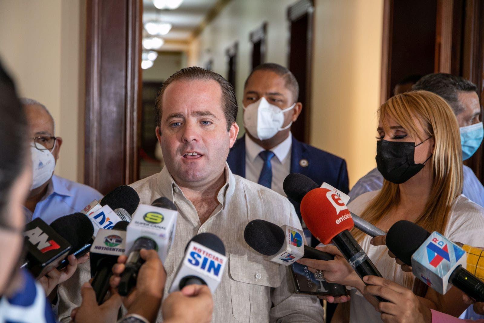 """José Paliza: """"El delito no tiene espacio de impunidad en este gobierno"""""""