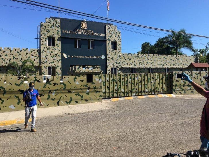 Presos que se resistían al traslado provocaron motín que dejó 13 heridos en Fortaleza Palo Hincado