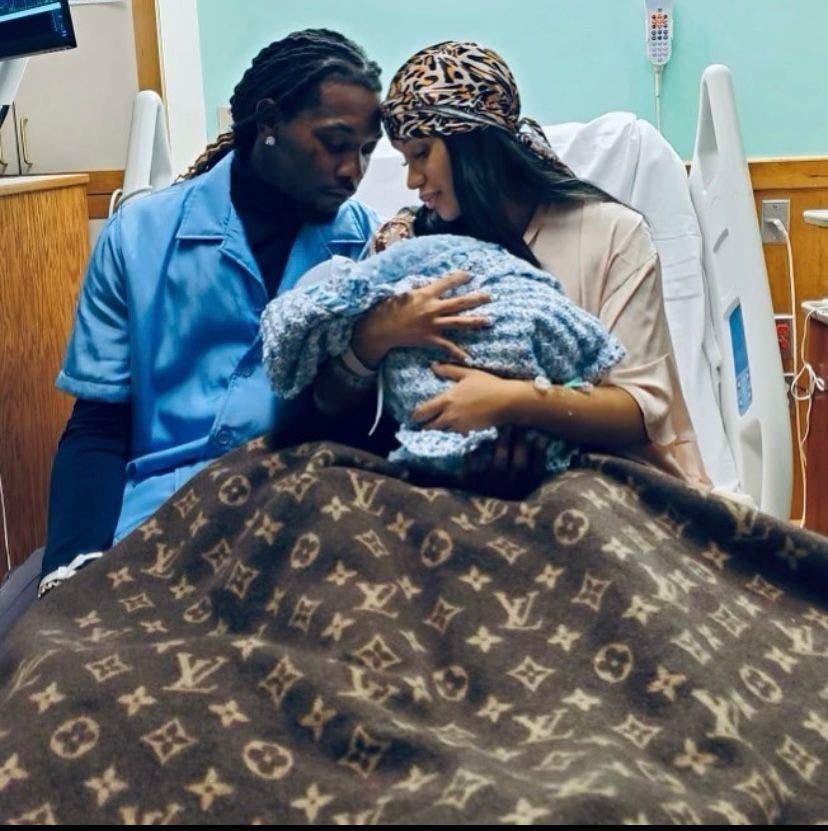 Cardi B y Offset anuncian la llegada de su segundo bebé