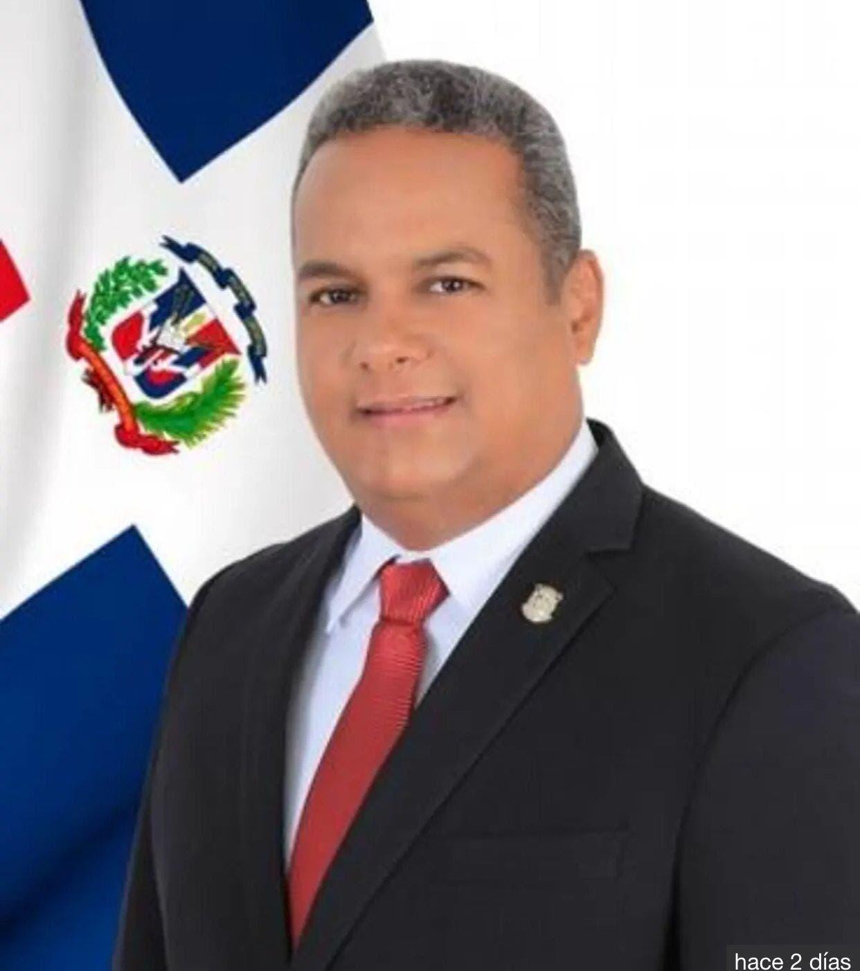 Diputado Nelson Marmolejos: «Defenderé mi dignidad y la de mi familia en cualquier escenario»