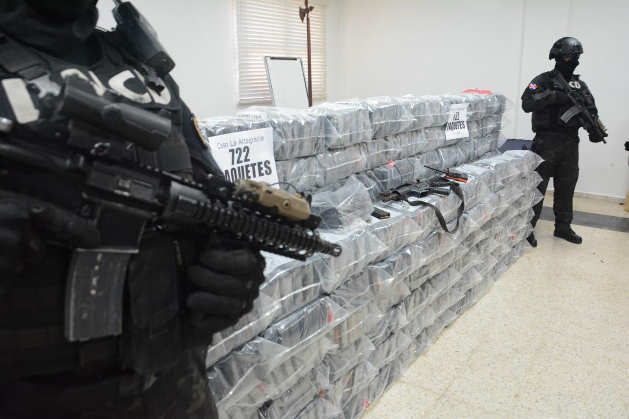 Red desmantelada en operación Falcón movilizó más de 5, 200 kilos de cocaína y financiaba campañas políticas