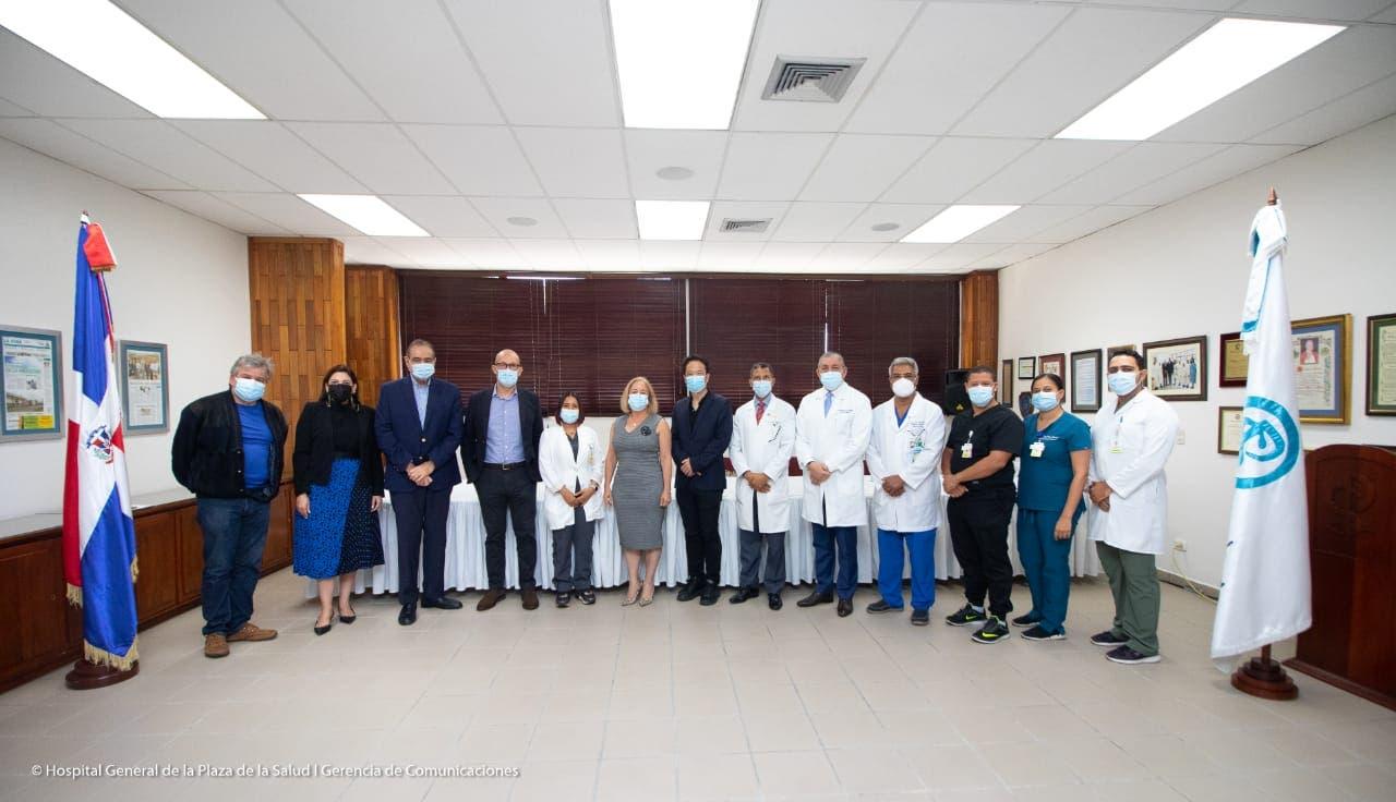 Hospital Plaza de la Salud realiza primer trasplante hepático pediátrico de donante vivo