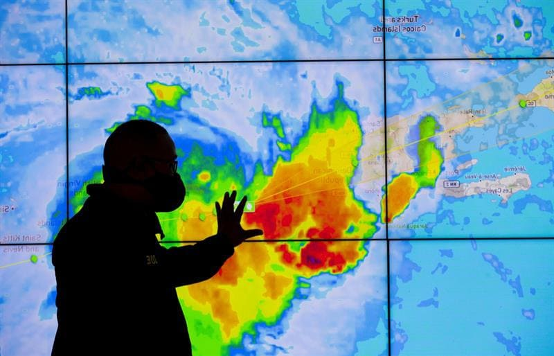 Meteorólogos de EE.UU vigilan desarrollo de tres sistemas en el Atlántico