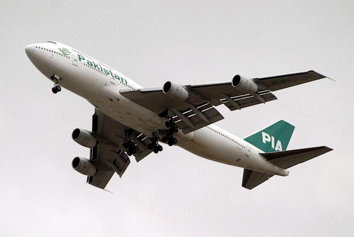 La aerolínea paquistaní PIA anuncia un primer vuelo comercial a Afganistán