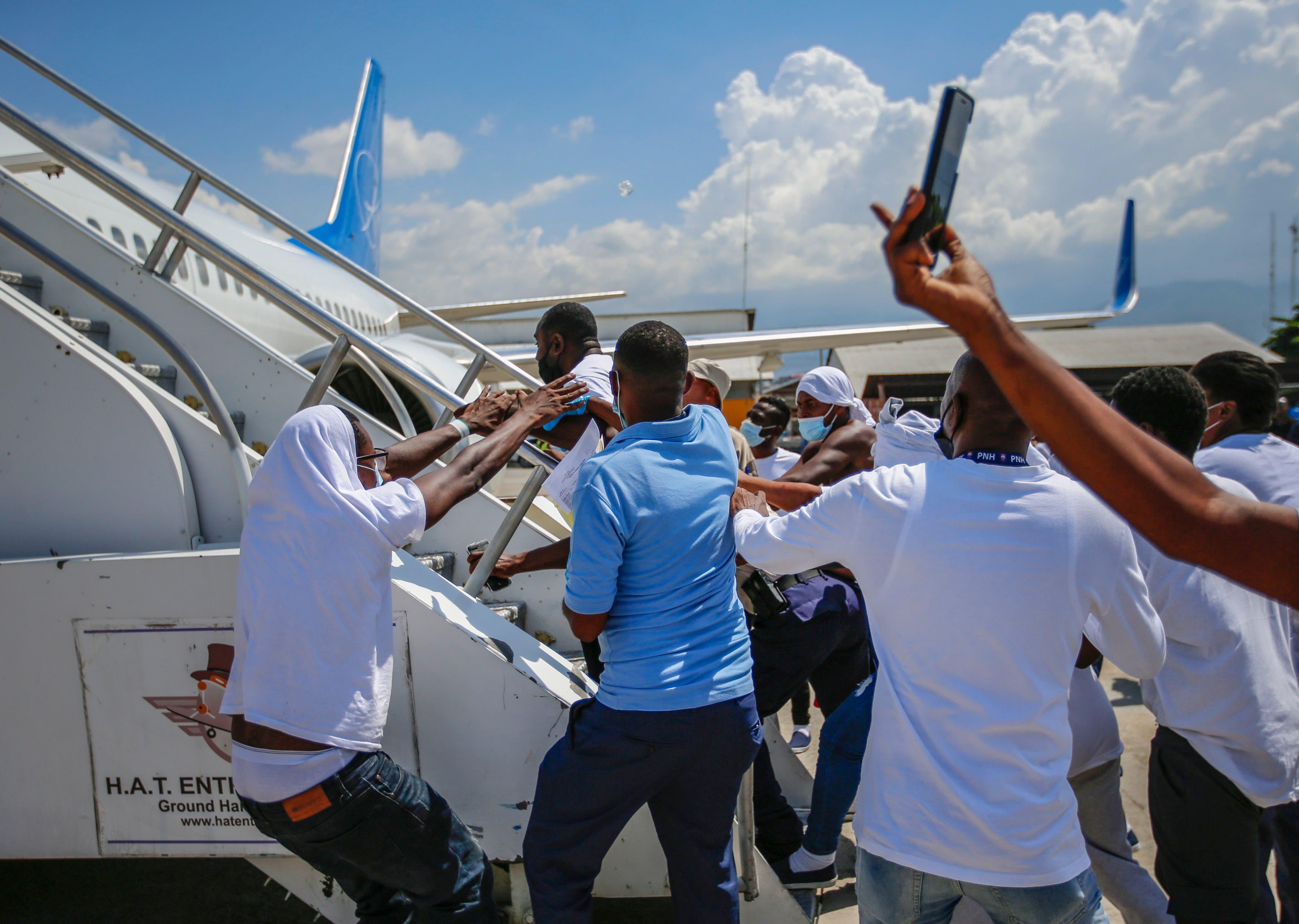 Haití ha recibido a 1.314 migrantes deportados desde Estados Unidos