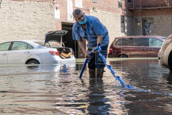 Ida deja al menos 42 muertos en inundaciones en el noreste de Estados Unidos