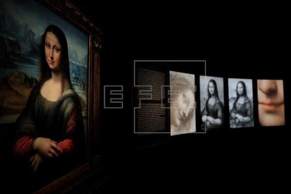"""La otra """"Mona Lisa"""" y el otro """"Salvator Mundi"""", juntos en el Museo del Prado"""