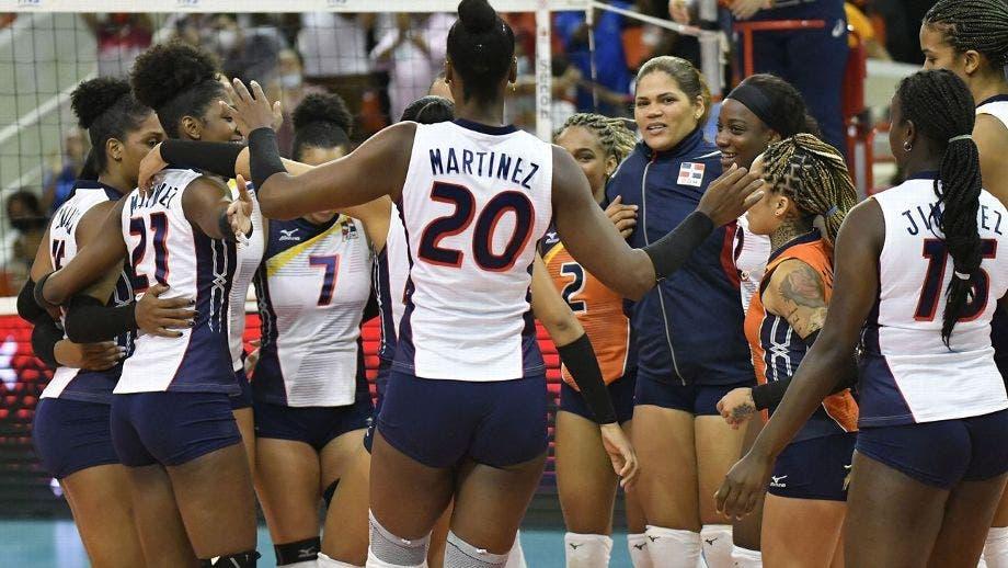 Las Reinas del Caribe ganan su 5to oro en Copa Panamericana de Voleibol