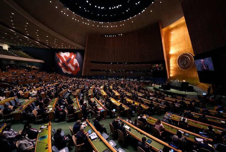 Asamblea: «El mundo debe despertar», dice el jefe de la ONU