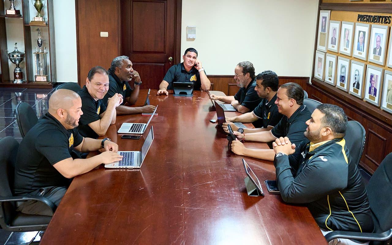 Águilas Cibaeñas listos para Draft de LIDOM tras intensos trabajos en Operaciones de Béisbol