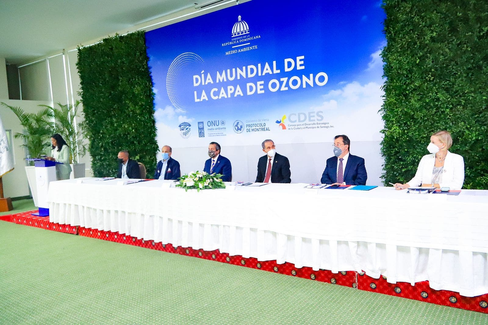 Medio Ambiente, PNUD y Consejo para el Desarrollo de Santiago establecen alianza